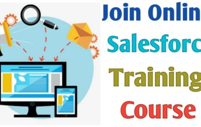 Join Online Salesforce training course